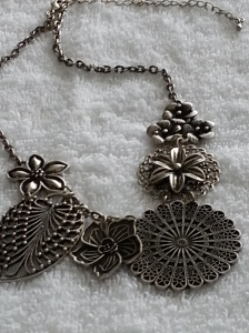 Botannical Floral Necklace