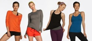 Image of 4 women in Fabletics active wear