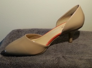 Dirty Laundry: Dl Vixen Patent Color: New Nude $44.99
