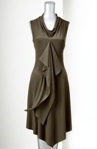 Simply Vera Vera Wang Simply Separates Crepe Shift Dress $40.60 www.kohls.com