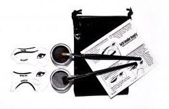 Smokey Eye & Cat Eyeliner Stencil Makeup Set BethBenderBeauty.com