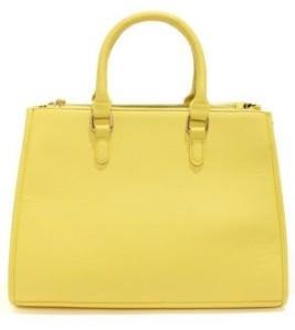 Brights Out Bright Yellow Handbag www.lulus.com