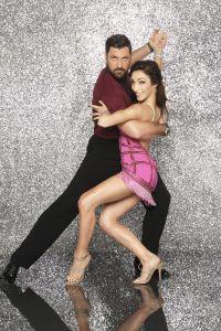 Dancing With The Stars via Pinterest Olympic Gold Medtalist Meryl Davis partners with Maksim Chmerkovskiy!