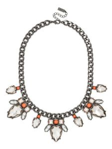 Electric Scarab Collar Statement Necklace www.baublebar.com