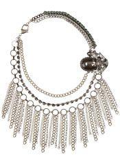 INSPIRED BY Fringe Jewel Chain us.missselfridge.com