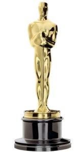 Oscar Statuette www.oscars.org