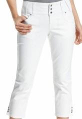 Style&co. Curvy-Fit Rhinestone-Embellished Capri Pants