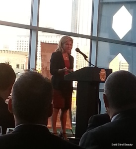 Laura Karet, CEO Giant Eagle