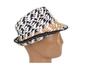Jessica Simpson Pop Ombré Fedora Traditional Hats 6PM