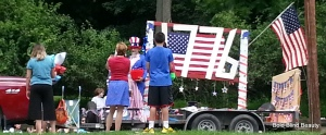 Leetsdale, PA  2014 4th of July Parade