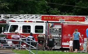 Ben Avon Borough Fire Truck