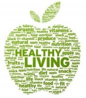 Healthy Living Apple via Pinterest