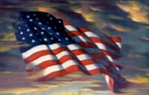 Image of American Flag (unknown source)