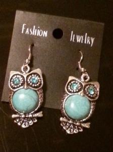Shop Lately Owl Earrings