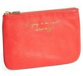 Rebecca Minkoff 'Erin - Nordy Girl' Leather Pouch