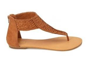 Tiki Room Braided Sandals FOREVER21