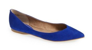BP. 'Moveover' Pointy Toe Flat Nordstrom