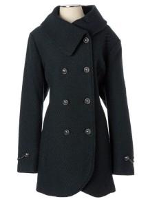 Jessica Simpson Envelope Collar Pea Coat Burlington Coat Factory