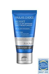 Makeup Mondays: About Face Resist Cellular Defense Daily Moisturizer