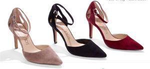 Trending Tuesdays: Seeing Red Sole Society