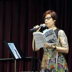 Jill Khoury Reading at the Indiana Writers Consortium