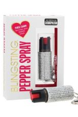BlingSting Pepper Spray Shoptiques