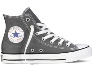 Chuck Taylor Classic Colors Charcoal High Top