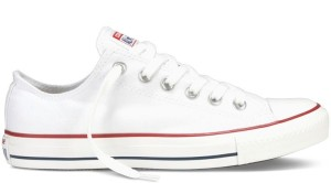 Chuck Taylor Classic Colors White Low Top