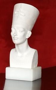A. Giannelli Queen Nefertiti Sculpture