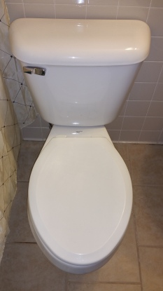 Image of a commode