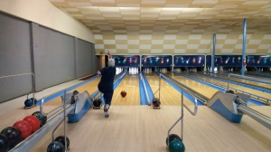 A GTCB Member Bowling