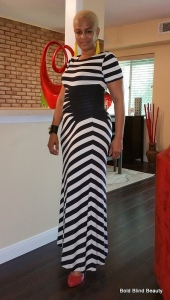 B&W Striped Maxi7-001